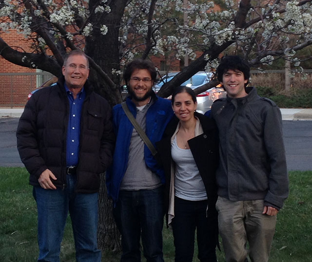 Feinberg students in Boulder