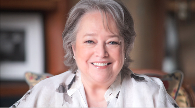 Kathy Bates for Lymphedema