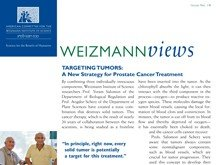 Targeting Tumors: A New Strategy for Prostate Cancer