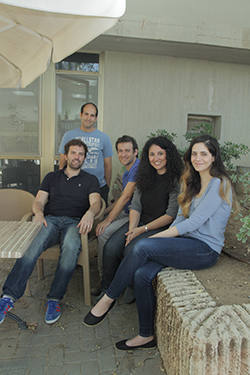 Dr. Yaniv's research group