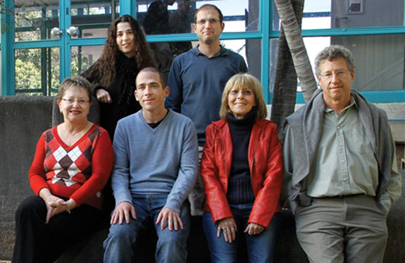 Prof. Ehud Shapiro's research team.