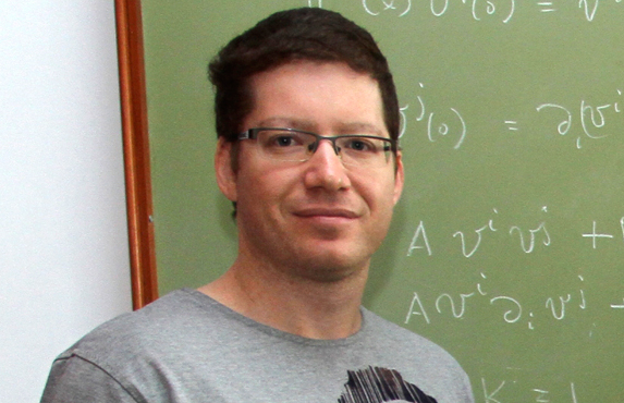 Weizmann's Dr. Zohar Komargodski Awarded a New Horizons in Physics Prize