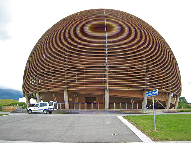 Globe of Science and Innovation at CERN