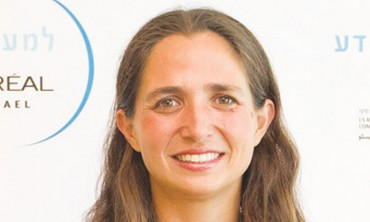 Israeli woman is 'Europe's top young researcher'