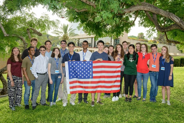 ISSI US Participants Summer 2017